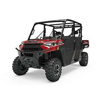 2019 Polaris Ranger Crew XP 1000 for sale 200690379