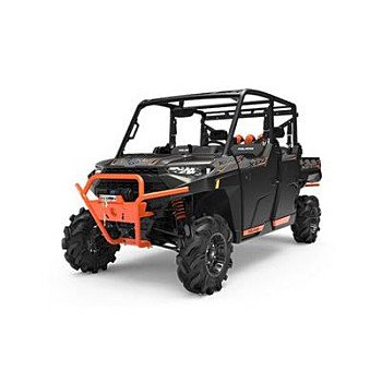 2019 Polaris Ranger Crew XP 1000 for sale 200690441