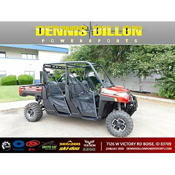 2019 Polaris Ranger Crew XP 1000 for sale 200695727