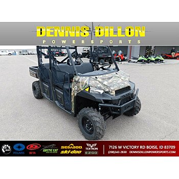 2019 Polaris Ranger Crew XP 1000 for sale 200695728