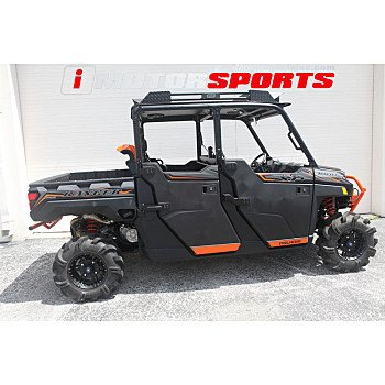 2019 Polaris Ranger Crew XP 1000 for sale 200699434