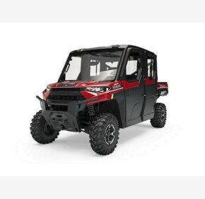 2019 Polaris Ranger Crew XP 1000 for sale 200642503