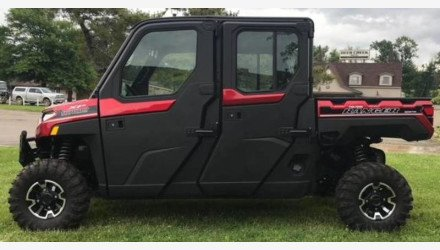 2019 Polaris Ranger Crew XP 1000 for sale 200642899