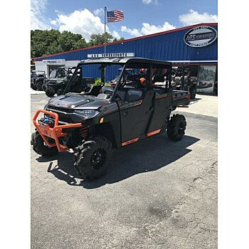 2019 Polaris Ranger Crew XP 1000 for sale 200677489