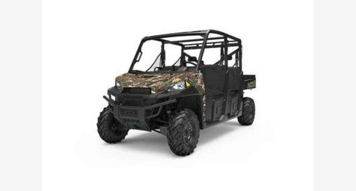 2019 Polaris Ranger Crew XP 900 for sale 200659977