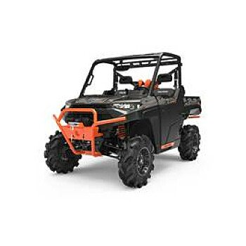 2019 Polaris Ranger XP 1000 for sale 200694500
