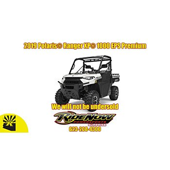 2019 Polaris Ranger XP 1000 for sale 200767114