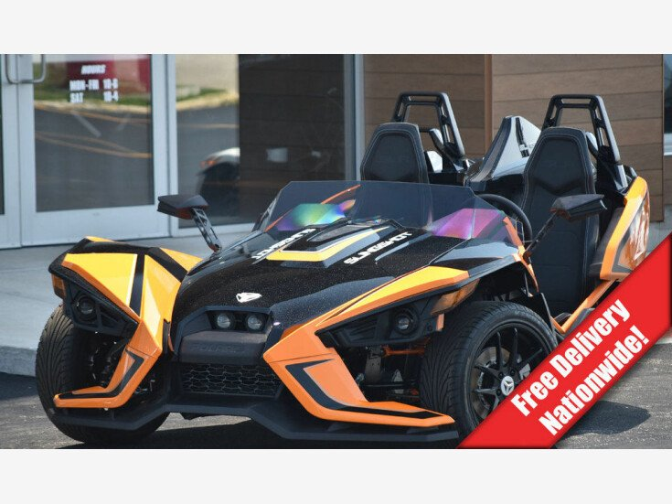 2019 Polaris Slingshot for sale near Elmhurst, Illinois ...
