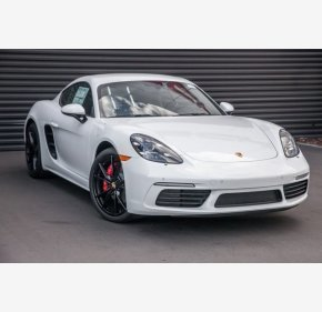 2019 Porsche 718 Cayman for sale 101076500