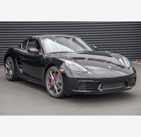 2019 Porsche 718 Cayman for sale 101118279