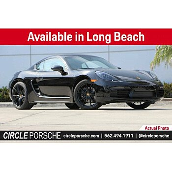 2019 Porsche 718 Cayman for sale 101131919