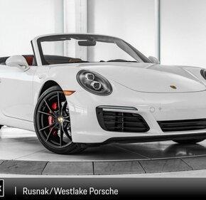 2019 Porsche 911 Cabriolet for sale 101078066