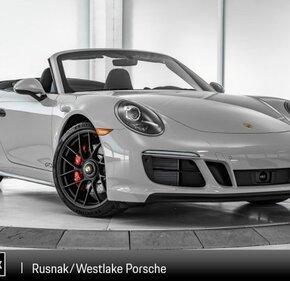 2019 Porsche 911 Cabriolet for sale 101084494