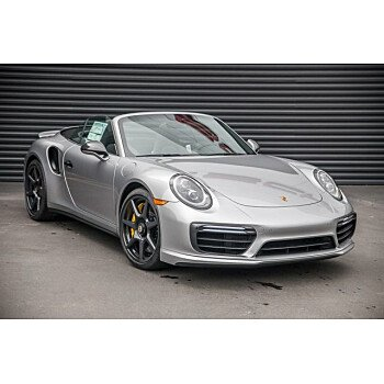 2019 Porsche 911 4 Cabriolet for sale 101087504