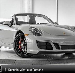 2019 Porsche 911 Cabriolet for sale 101106471