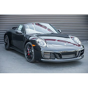 2019 Porsche 911 Cabriolet for sale 101180405