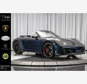 2019 Porsche 911 Cabriolet for sale 101192094