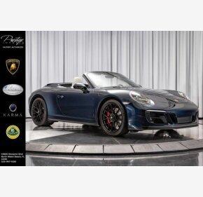 2019 Porsche 911 Cabriolet for sale 101192094