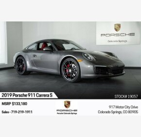 2019 Porsche 911 Coupe for sale 101209564