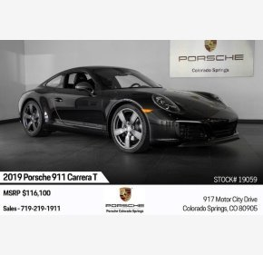 2019 Porsche 911 Carrera Coupe for sale 101209565