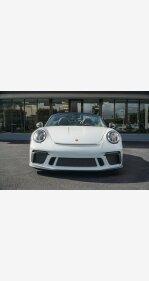 2019 Porsche 911 for sale 101255349