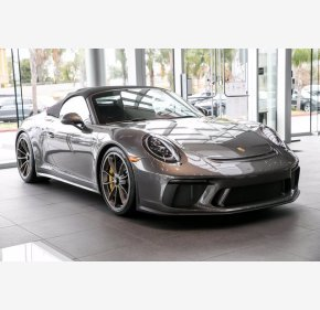 2019 Porsche 911 Speedster for sale 101260780