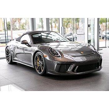 2019 Porsche 911 Speedster for sale 101260780