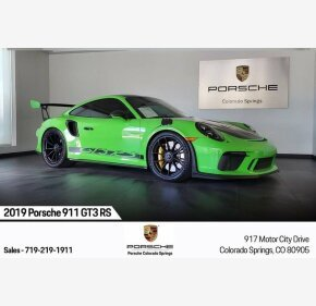 2019 Porsche 911 GT3 RS Coupe for sale 101273066