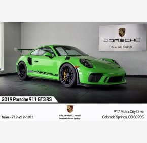 2019 Porsche 911 GT3 RS Coupe for sale 101274608