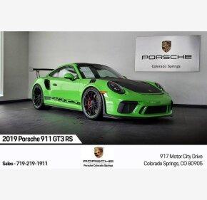 2019 Porsche 911 GT3 RS Coupe for sale 101274878