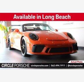 2019 Porsche 911 Speedster for sale 101289489