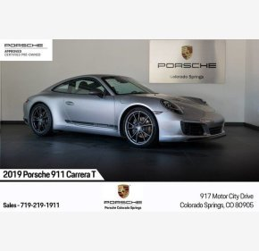 2019 Porsche 911 Carrera Coupe for sale 101301056