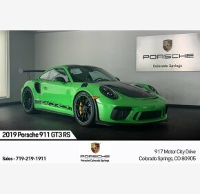 2019 Porsche 911 GT3 RS Coupe for sale 101320263