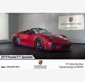 2019 Porsche 911 Speedster for sale 101333314