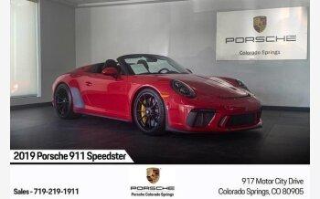 2019 Porsche 911 Speedster for sale 101333314