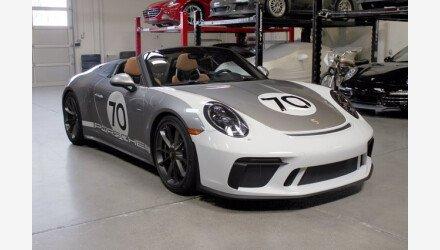 2019 Porsche 911 Speedster for sale 101339523