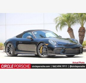 2019 Porsche 911 Speedster for sale 101341092
