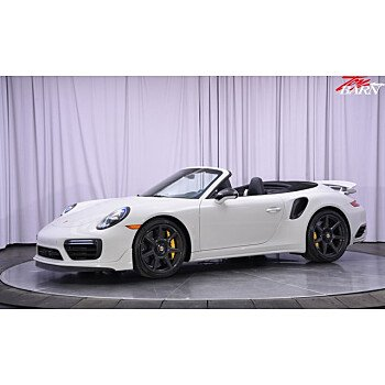 2019 Porsche 911 Turbo S for sale 101346345