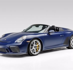 2019 Porsche 911 Speedster for sale 101373190