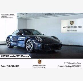 2019 Porsche 911 for sale 101410897