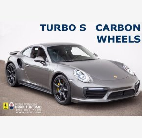 2019 Porsche 911 Turbo S for sale 101448144