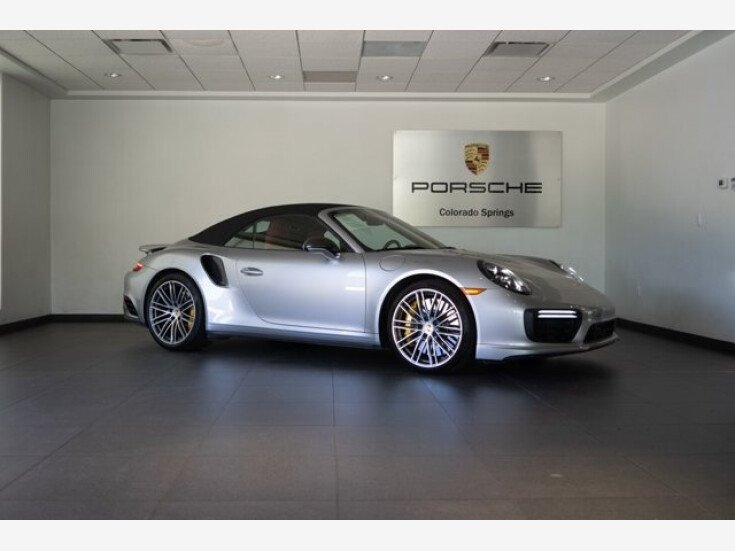2019 Porsche 911 Turbo S for sale 101532004
