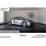 2019 Porsche 911 Carrera 4S for sale 101532052