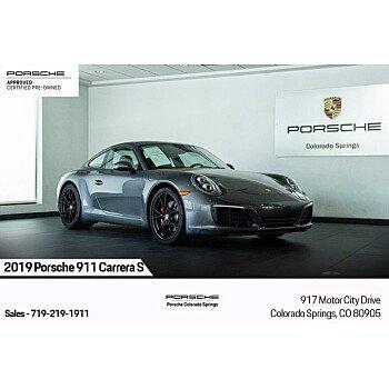 2019 Porsche 911 Carrera S for sale 101539789