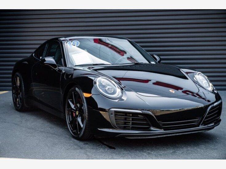 2019 Porsche 911 Carrera S for sale 101549532
