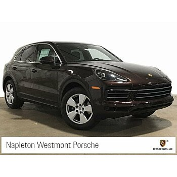 2019 Porsche Cayenne for sale 101036767