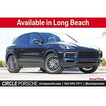 2019 Porsche Cayenne for sale 101044542