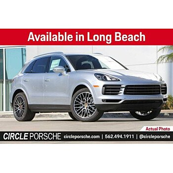 2019 Porsche Cayenne for sale 101061231