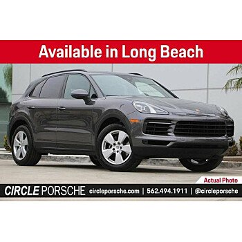 2019 Porsche Cayenne for sale 101066864