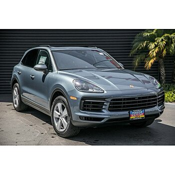 2019 Porsche Cayenne for sale 101076574